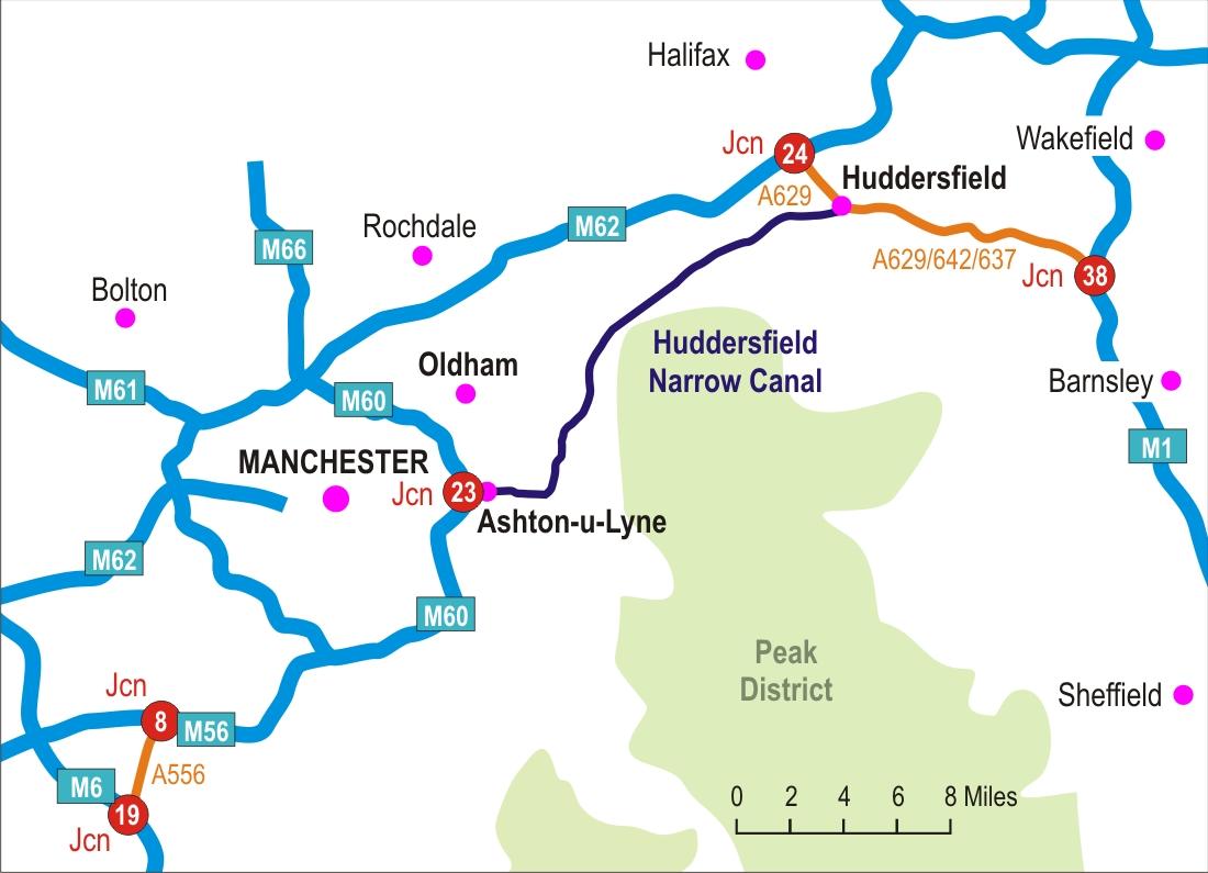 regional road map